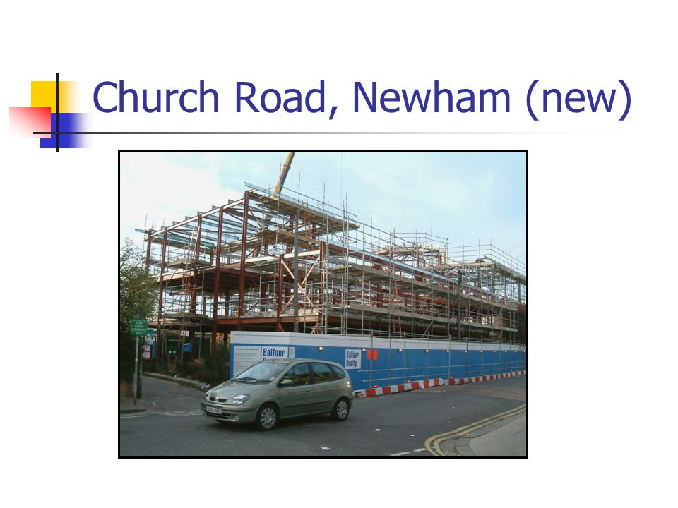 Church Road, Newham (new)
