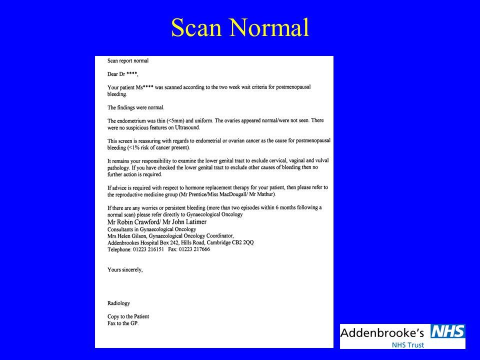 AHPwSI 6.11.03 Scan Normal