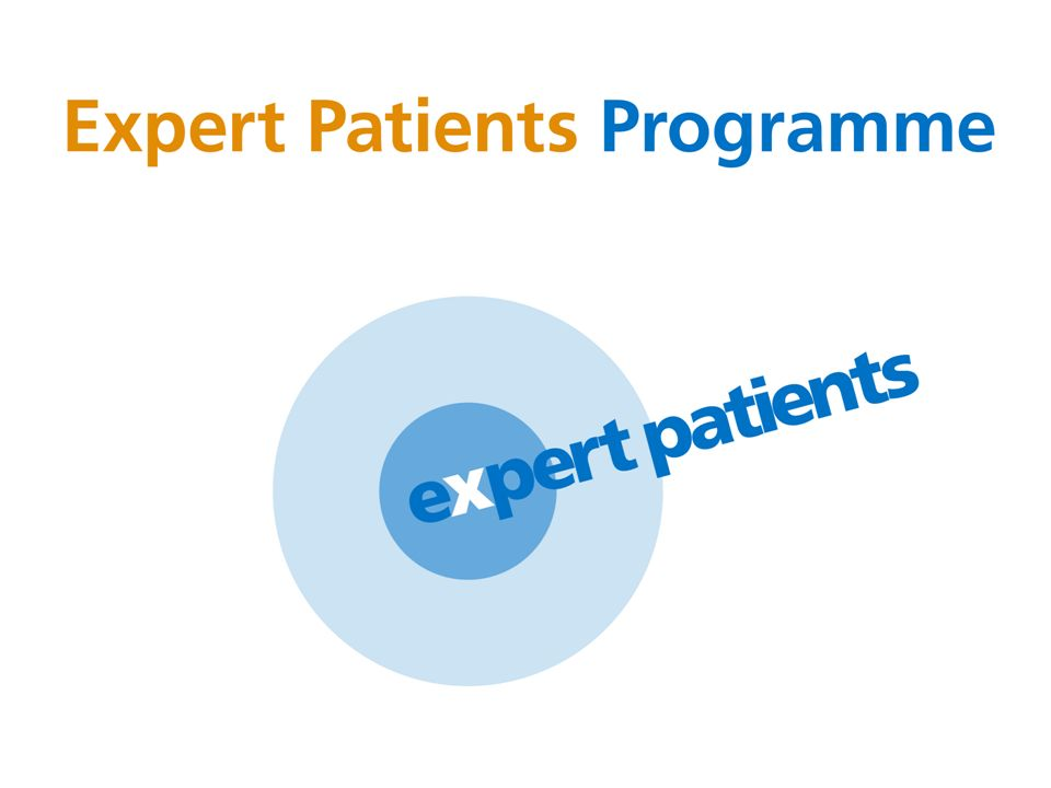 Information Line 0845 606 6040 www.expertpatients.nhs.uk