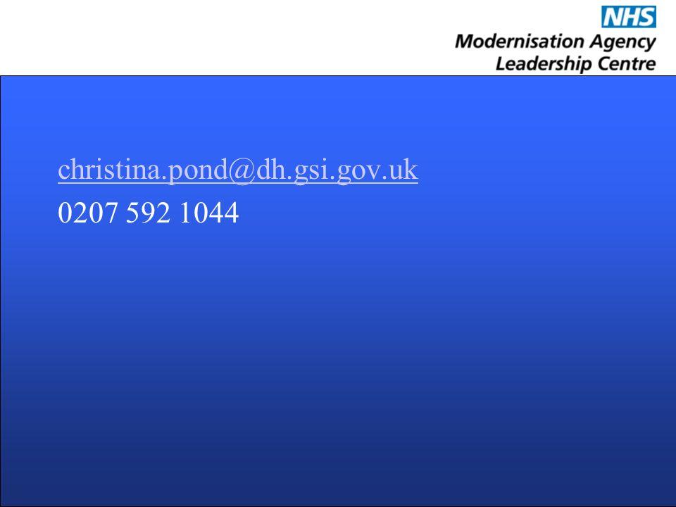 christina.pond@dh.gsi.gov.uk 0207 592 1044