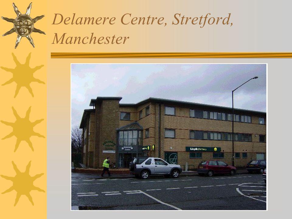 Delamere Centre, Stretford, Manchester