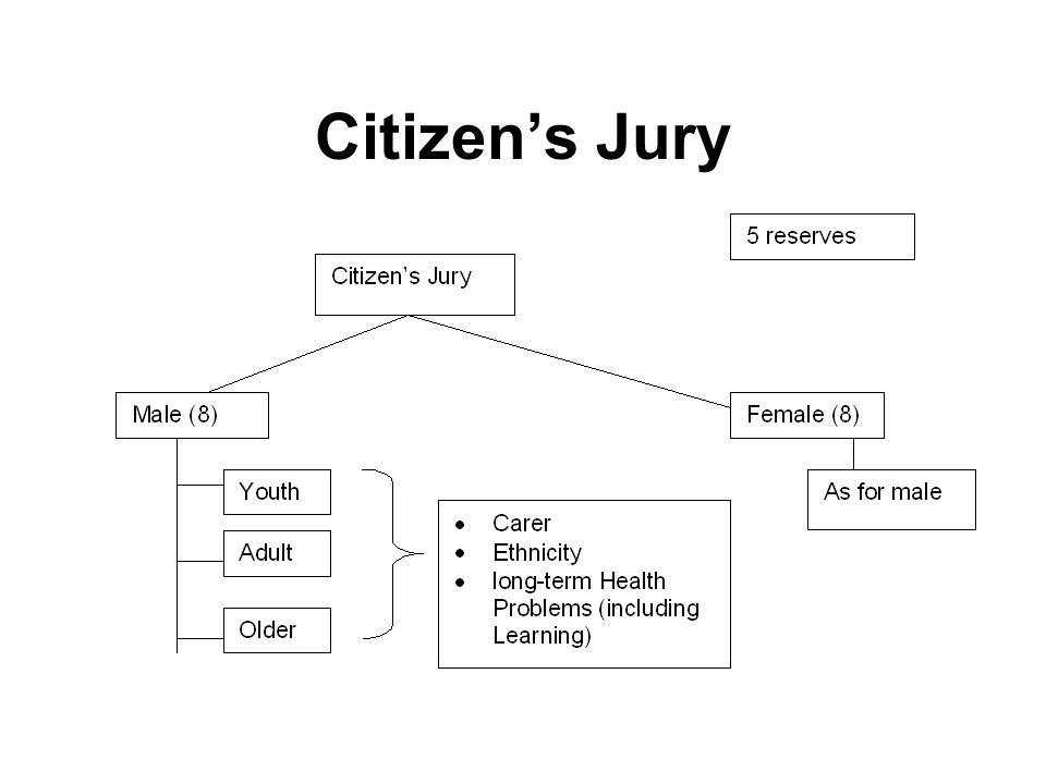 Citizens Jury