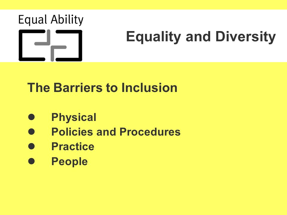 Raised profile Changing expectations Broader agenda – age, religious belief, sexuality Equality and Diversity The challenge of recent changes in diversity and equality law and policy