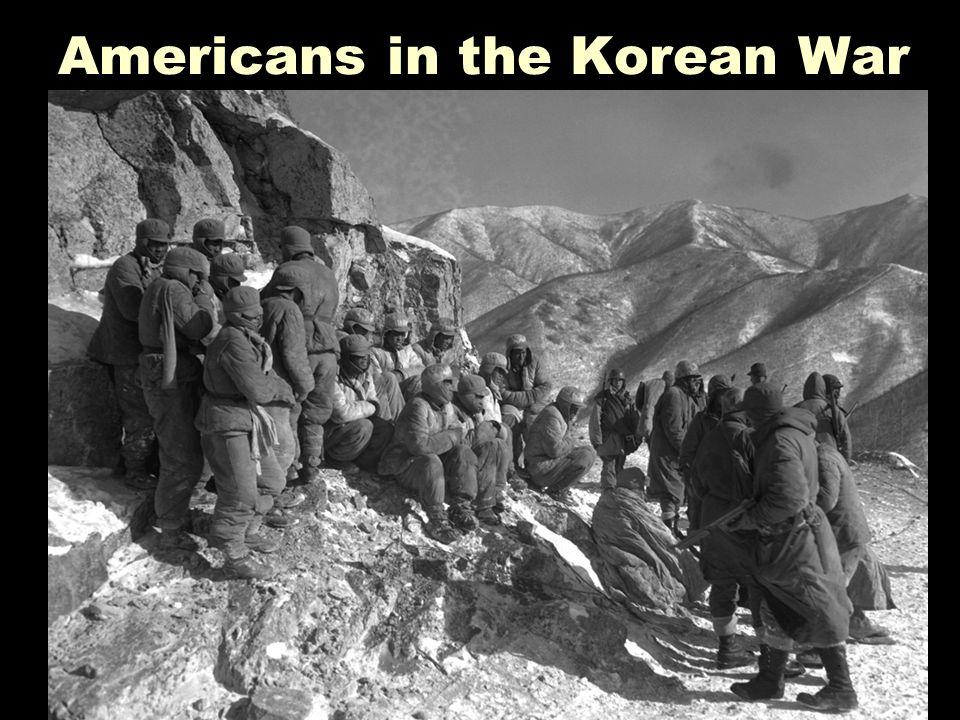 Americans in the Korean War