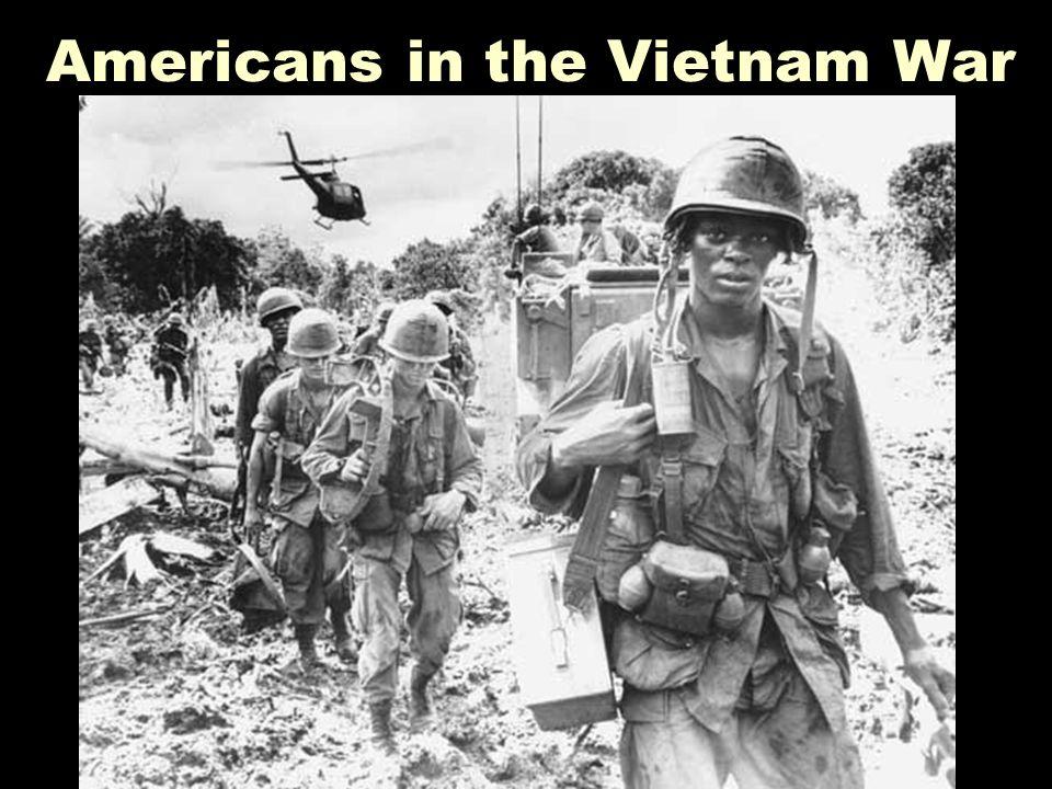 Americans in the Vietnam War