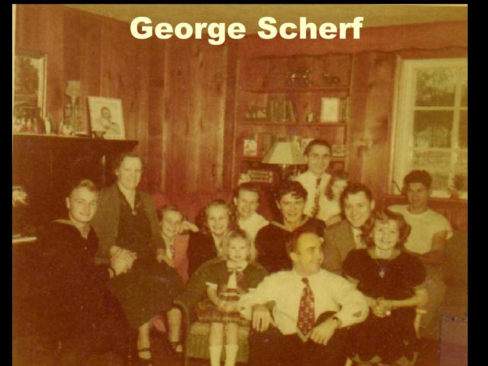 George Scherf