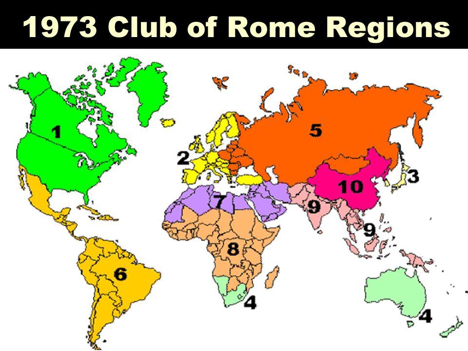 1973 Club of Rome Regions