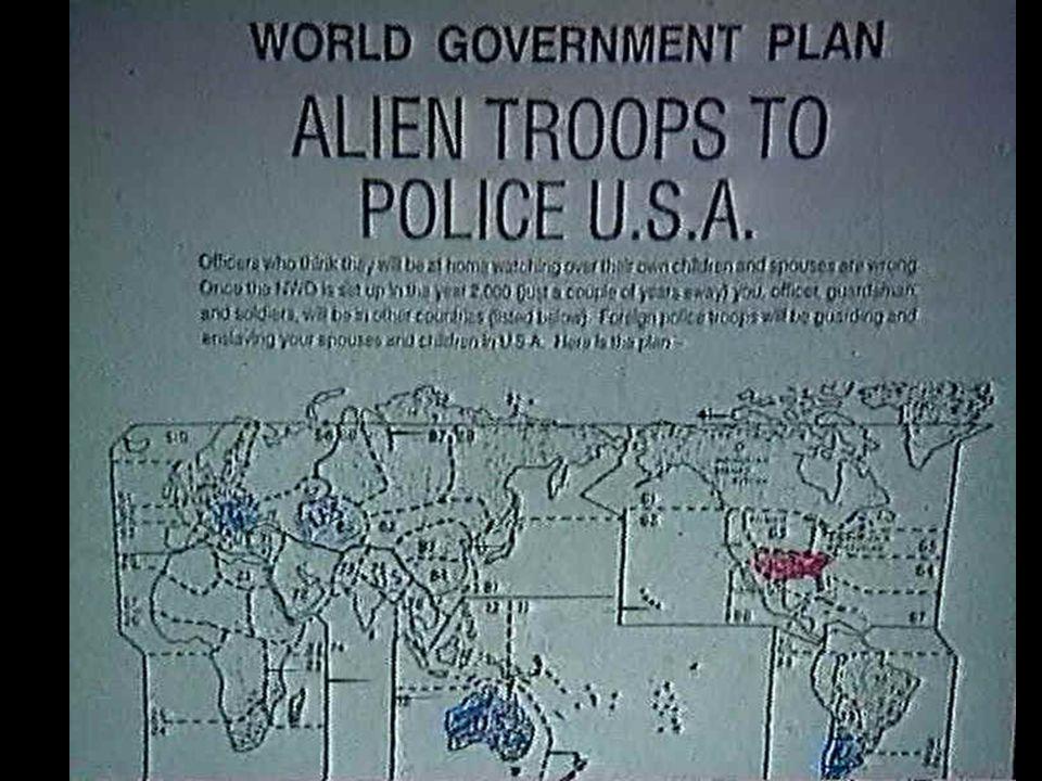 World Government Plan