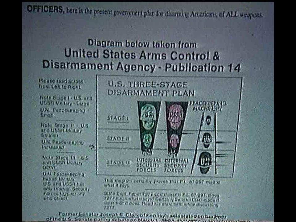 US Disarmament