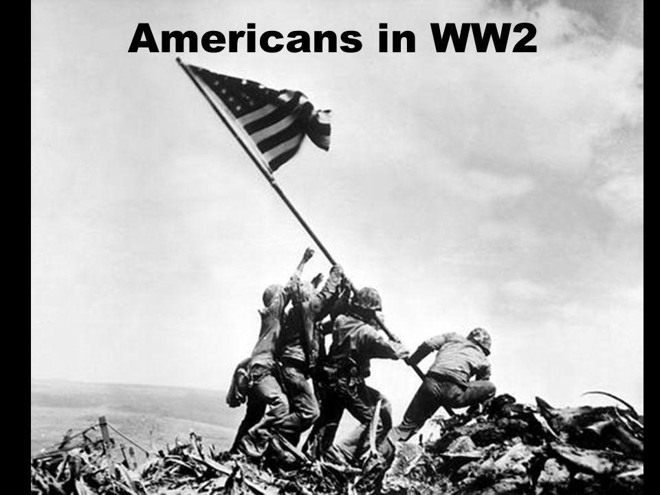 Americans in WW2
