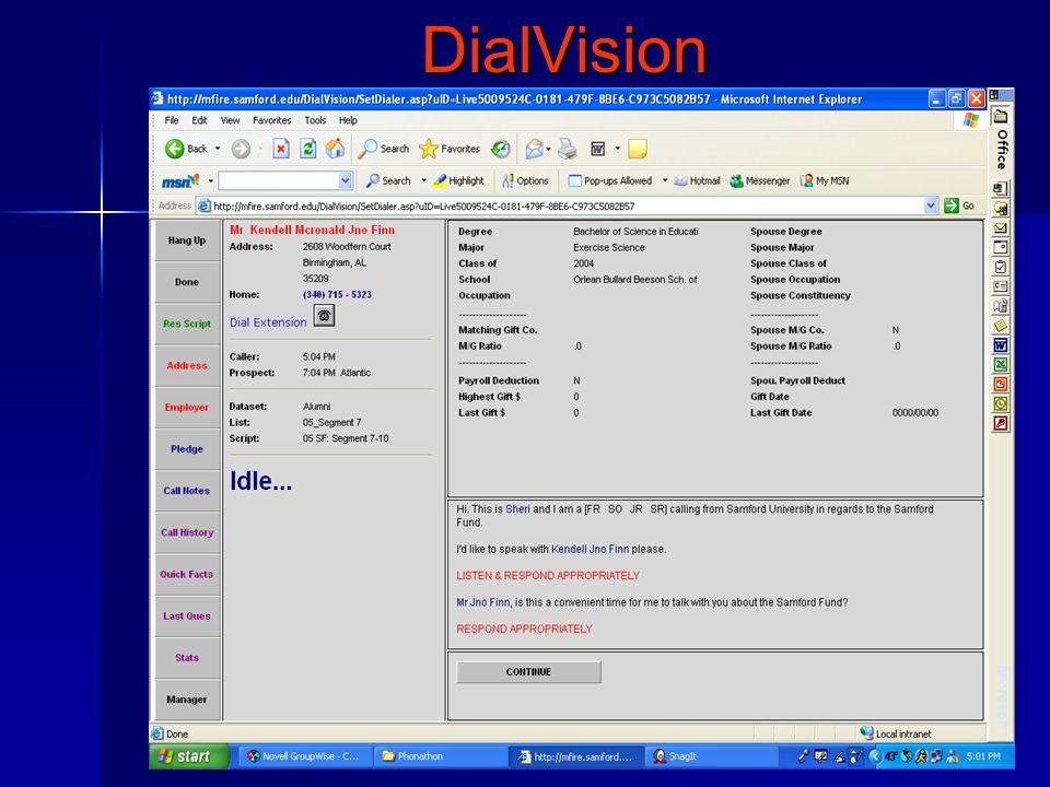 DialVision