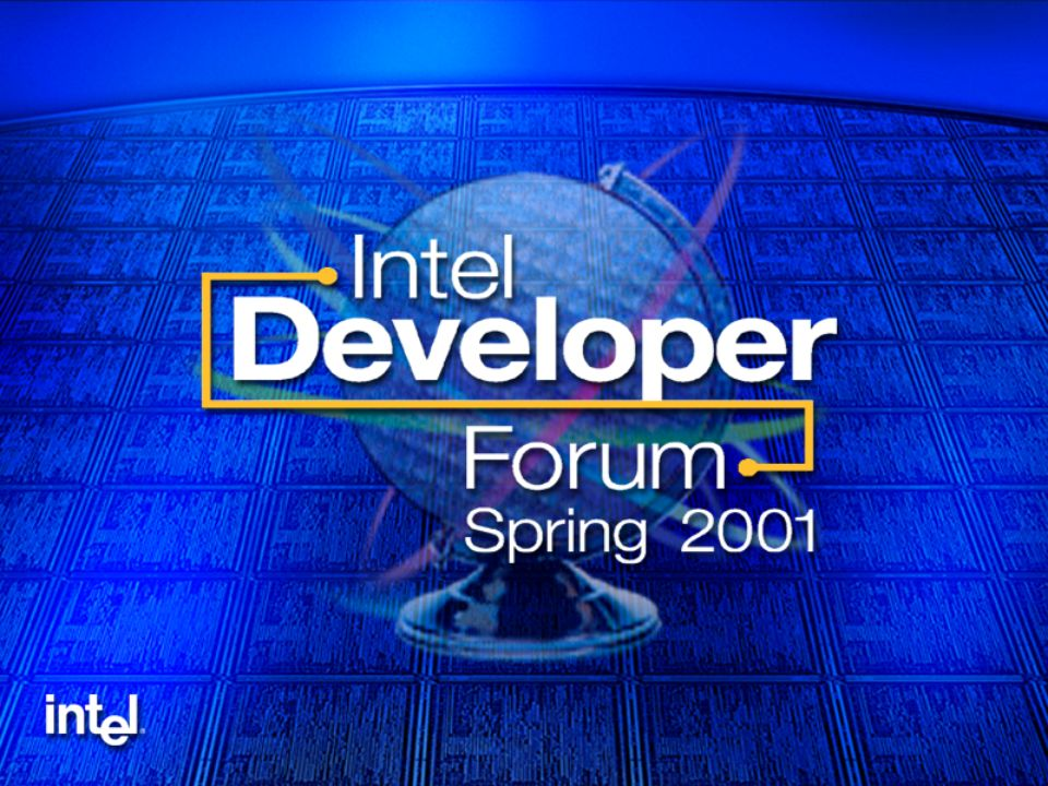 Intel Developer Forum Spring 2001 Intel Labs Intel ® ACPI CA ASL Compiler Demonstration Warning: Use of ACPI 2.0 grammar elements must be supported by the target operating systems.