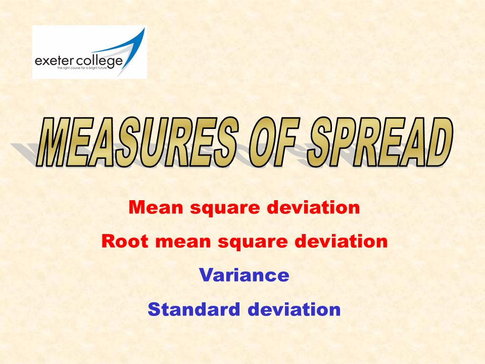 Choose one of the following: Example 1 : Method ARaw data using defintion Example 1 : Method A Example 1 : Method BRaw data using alternative Example 1 : Method B Example 2 : Method AFrequency distribution using defintion Example 2 : Method A Example 2 : Method BFrequency distribution using alternative Example 2 : Method B Summary of formulae Notes on this presentation