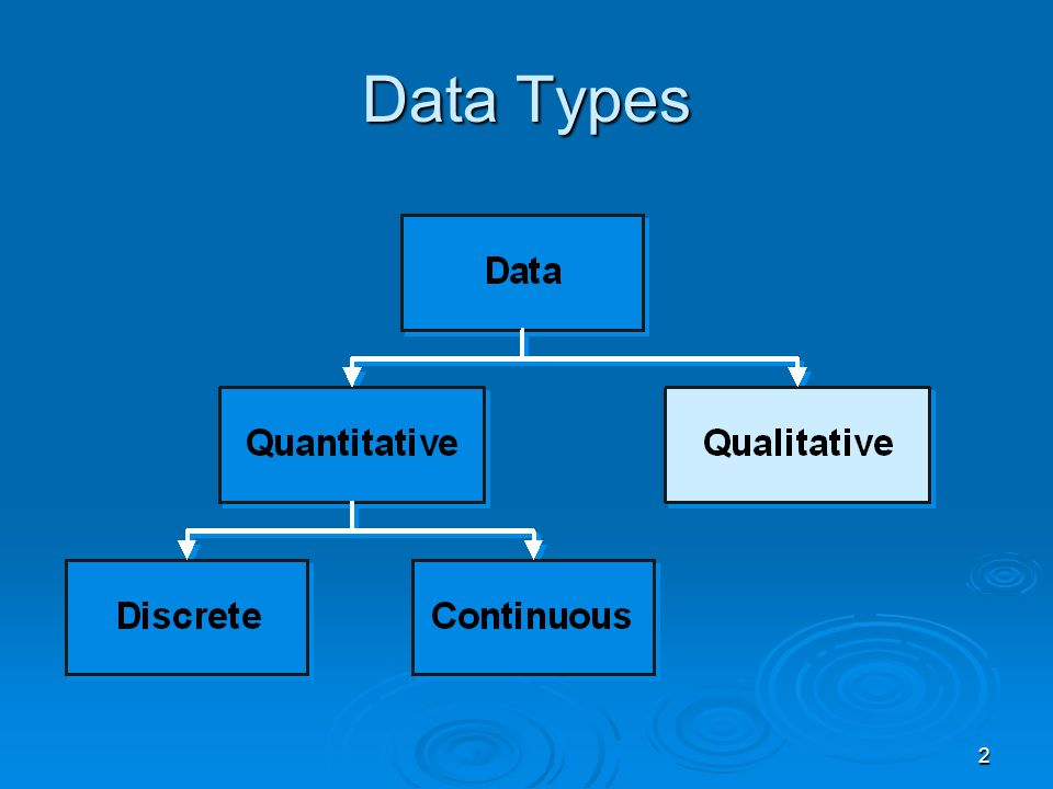 2 Data Types