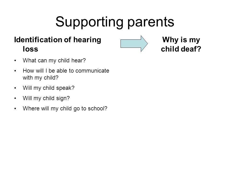 Levels of Hearing Loss Normal HearingMild (20-40dB) Moderate (41-70dB)Severe (71-95dB) Profound (95+dB) Speech banana