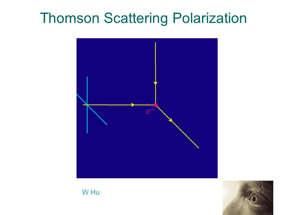 Thomson Scattering Polarization W Hu