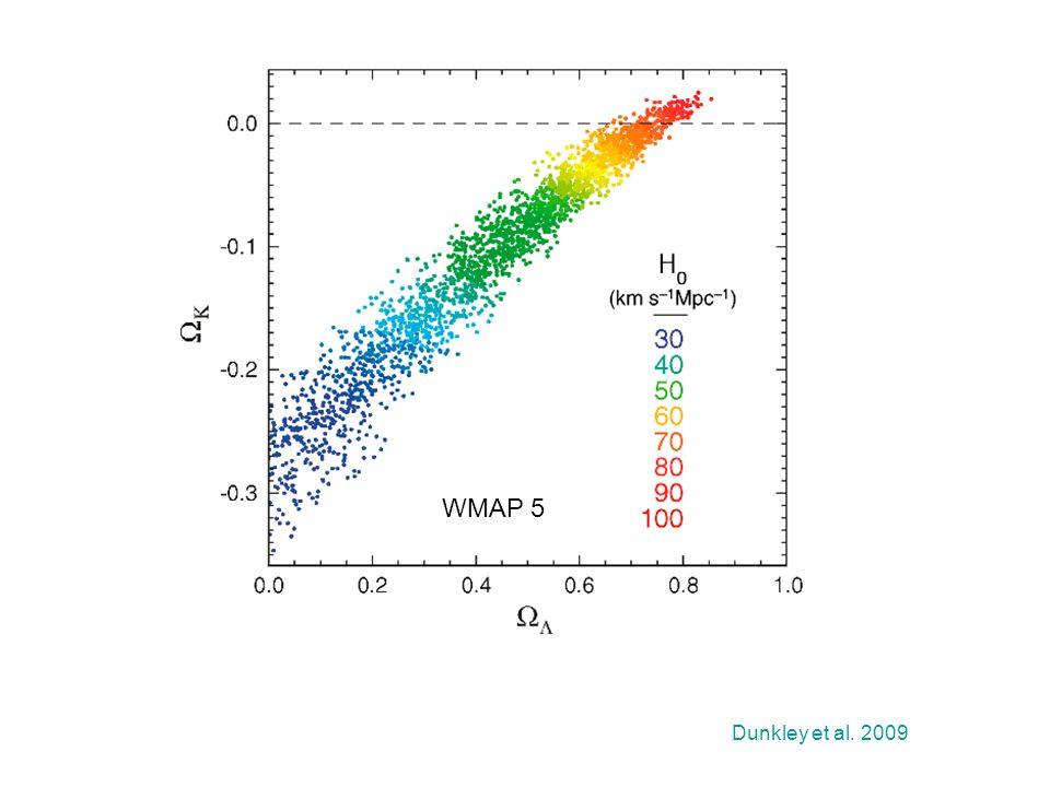 Dunkley et al. 2009 WMAP 5