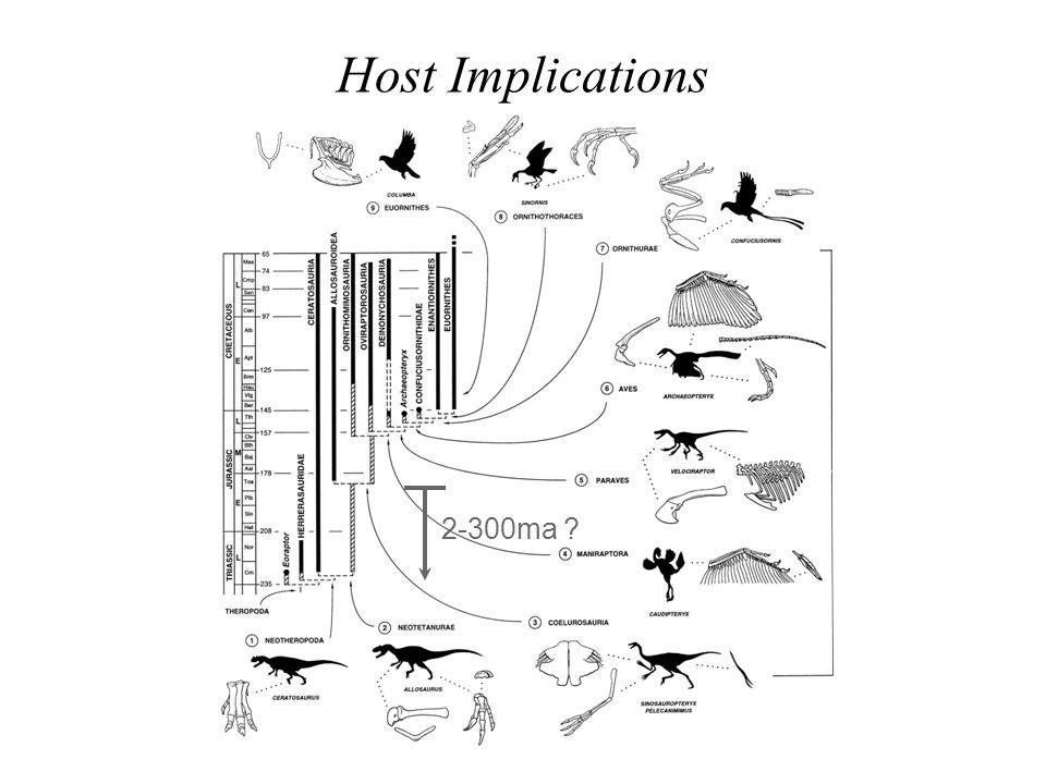Host Implications 2-300ma ?