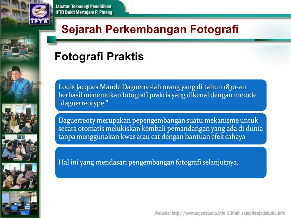 Fotografi Praktis