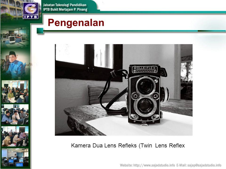 Kamera Dua Lens Refleks (Twin Lens Reflex