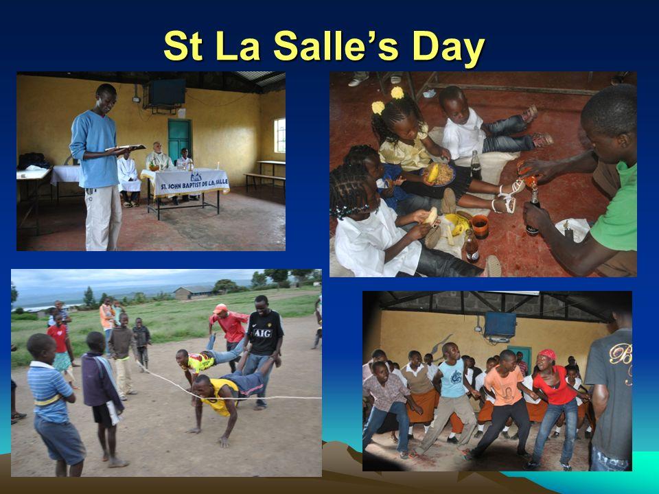 St La Salles Day