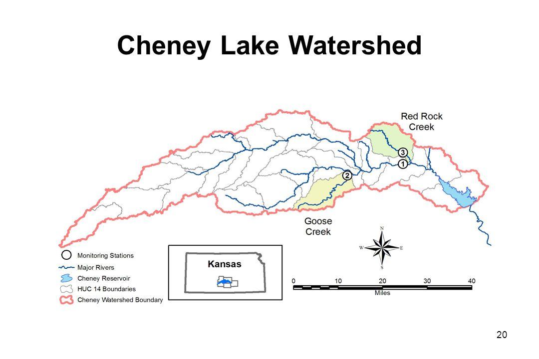 Cheney Lake Watershed 20