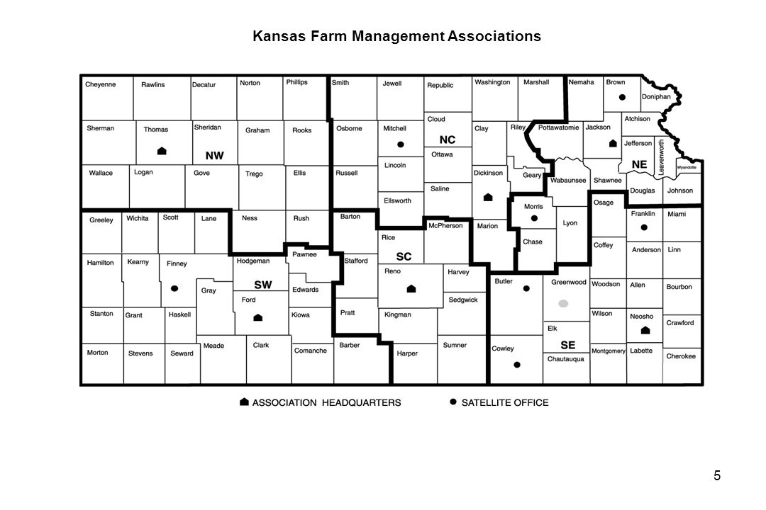 Kansas Farm Management Associations 5