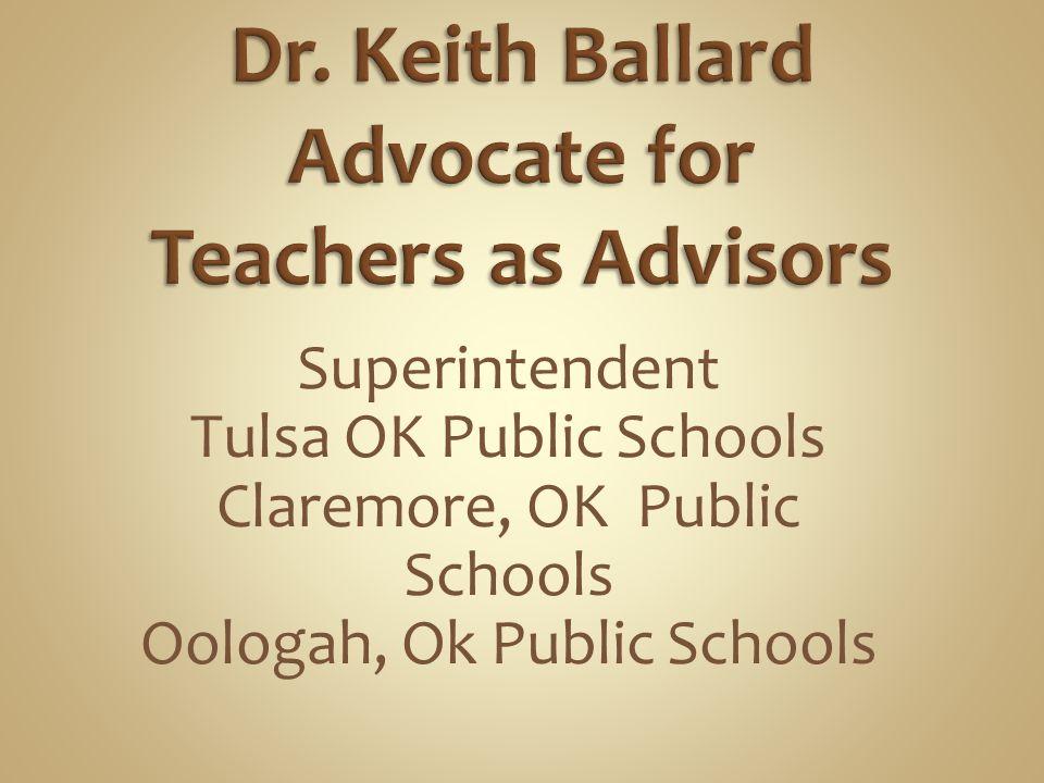 Superintendent Tulsa OK Public Schools Claremore, OK Public Schools Oologah, Ok Public Schools
