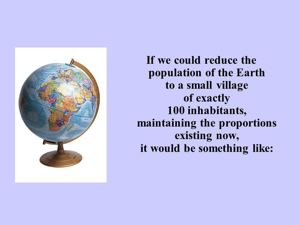 The Earth in Miniature