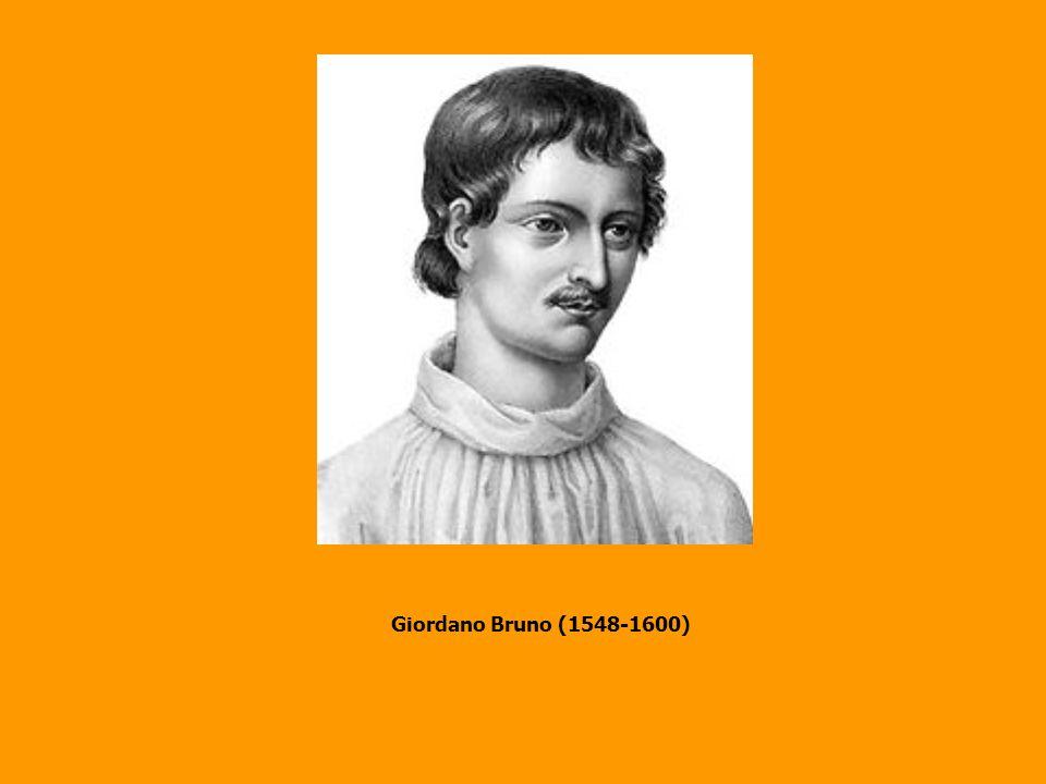 FriedrichFröbel(Resumo) Giordano Bruno (1548-1600)