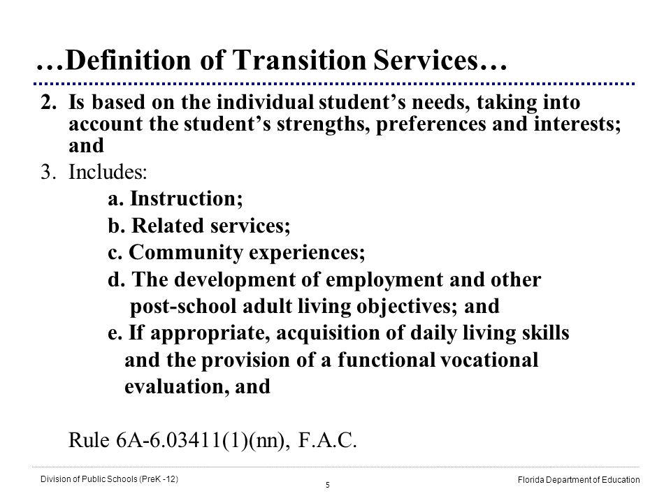 96 Division of Public Schools (PreK -12) Florida Department of Education Florida Education: The Next Generation DRAFT March 13, 2008 Version 1.0 Questions?