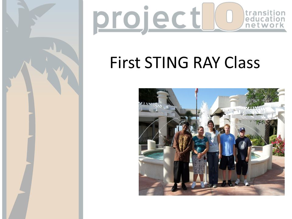 First STING RAY Class