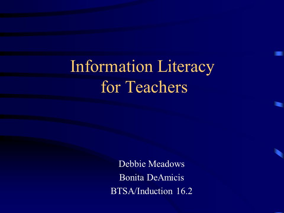 Why: Helpful Questioning and refining of students search strategies Good Questions are the basis for finding information Debbie Abilock s Best Tool for the Job http://www.noodletools.com/debbie/literacies/ information/5locate/adviceengine.html Big 6: http://www.big6.com/http://www.big6.com/