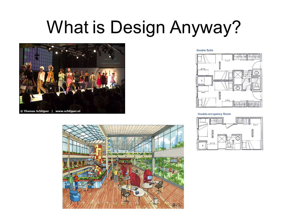 What is Design Anyway?