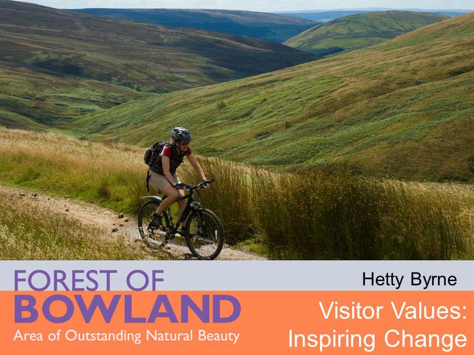 Hetty Byrne Visitor Values: Inspiring Change