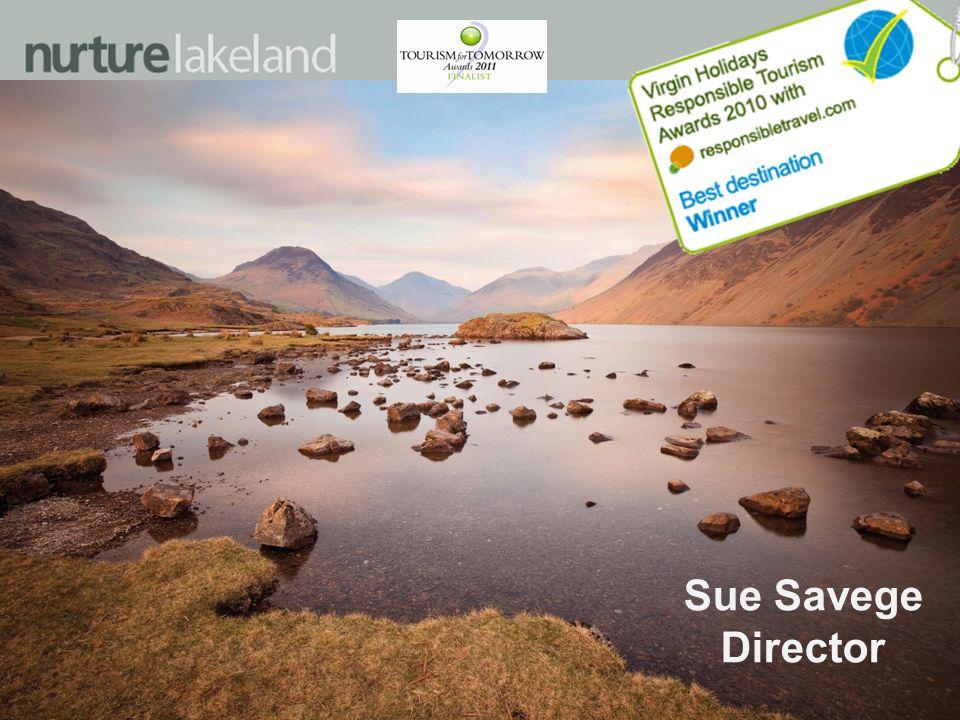 Sue Savege Director