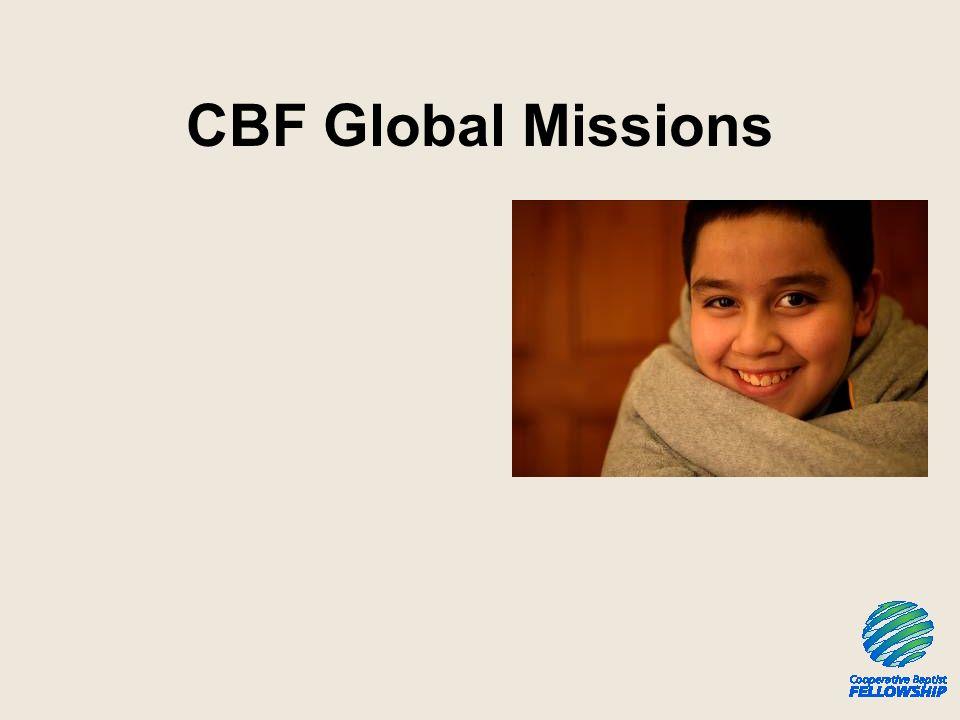 CBF Global Missions