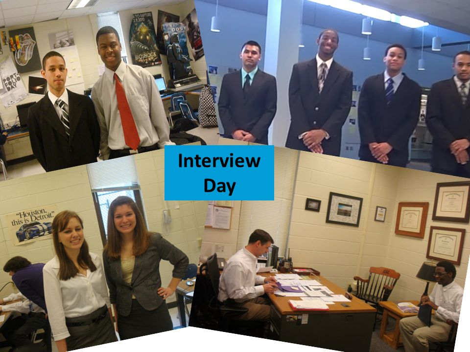 Interviews Interview Day