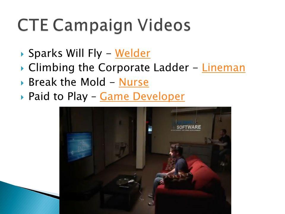 Sparks Will Fly - WelderWelder Climbing the Corporate Ladder - LinemanLineman Break the Mold - NurseNurse Paid to Play – Game DeveloperGame Developer
