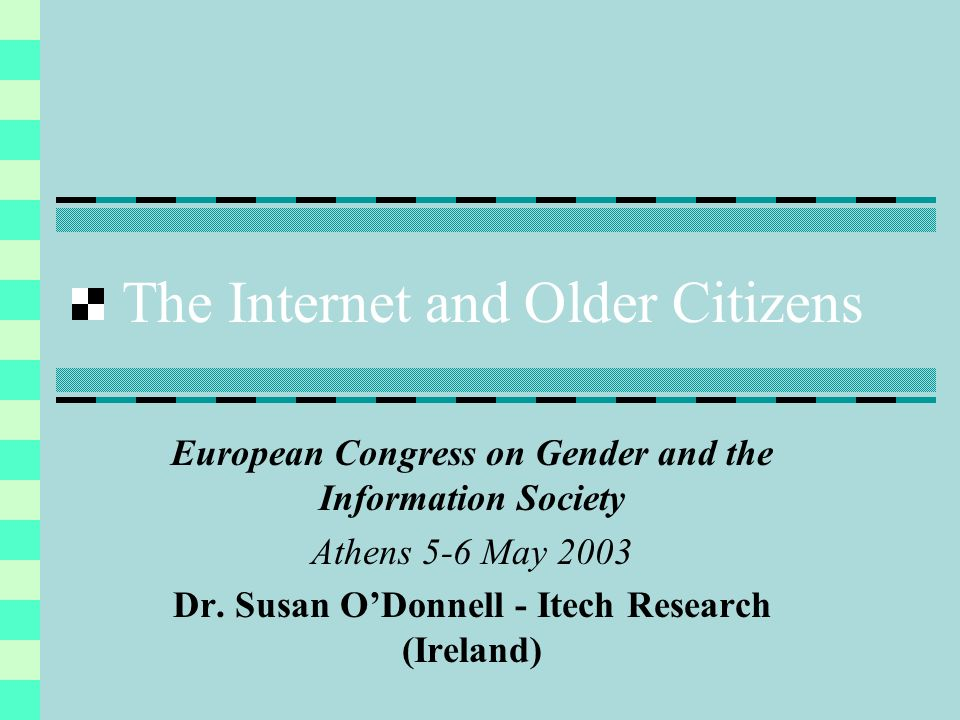 EU: Internet use by age
