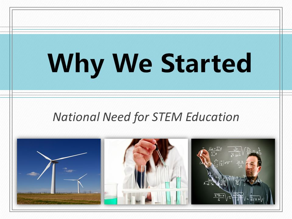 STEM became part of the college budget request to the county council STEM Center office and instructional spaces designed and constructed Three-year action plan developed with specific, measurable goals including: