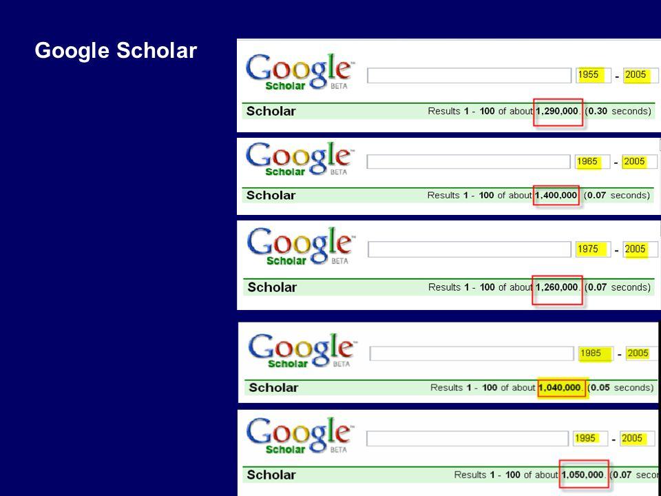 Google Scholar Jacso