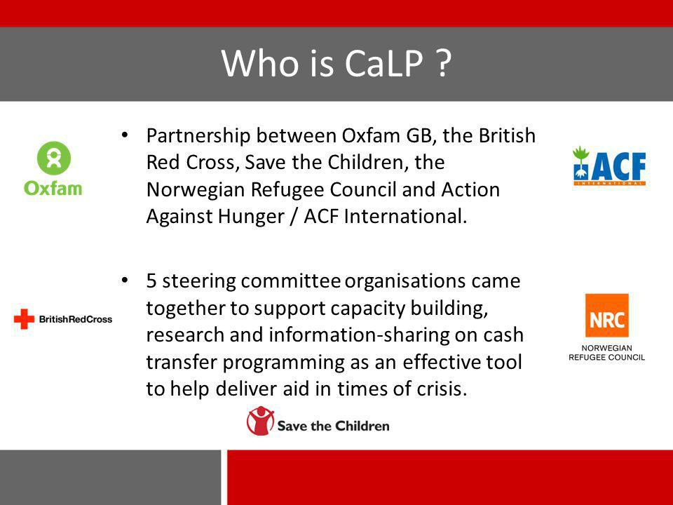 Who is CaLP .