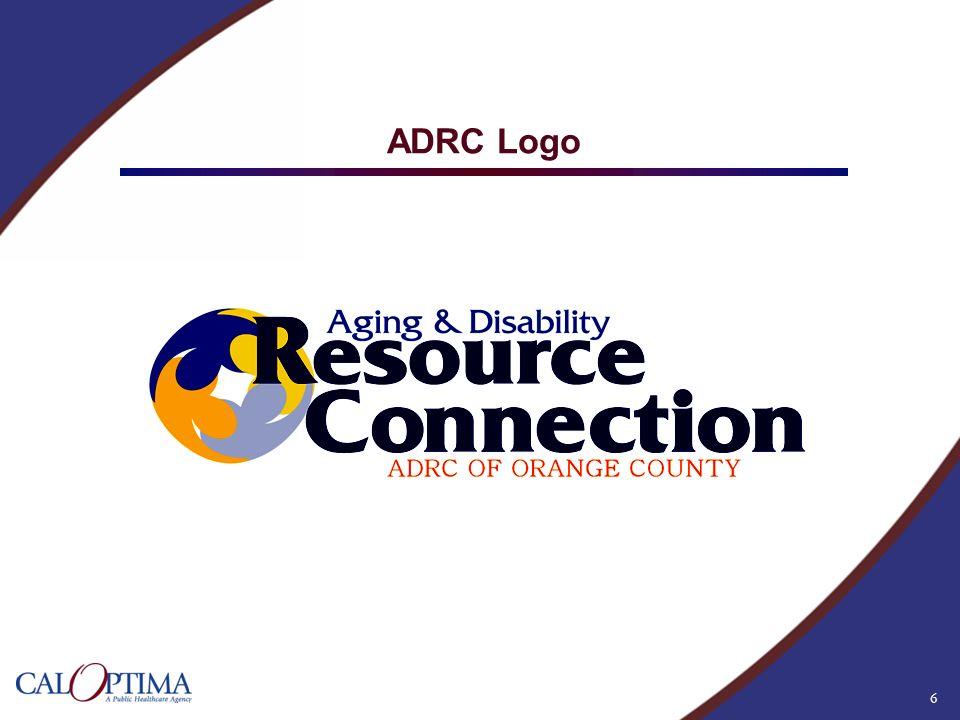 6 ADRC Logo