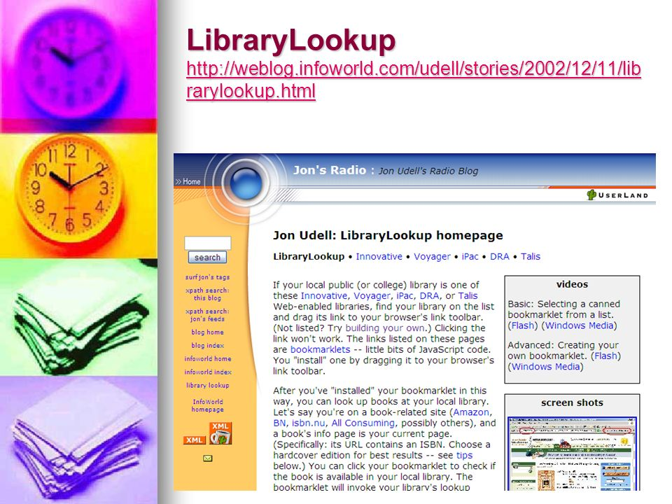 NYT Link Generator http://nytimes.blogspace.com/genlink/ http://nytimes.blogspace.com/genlink/