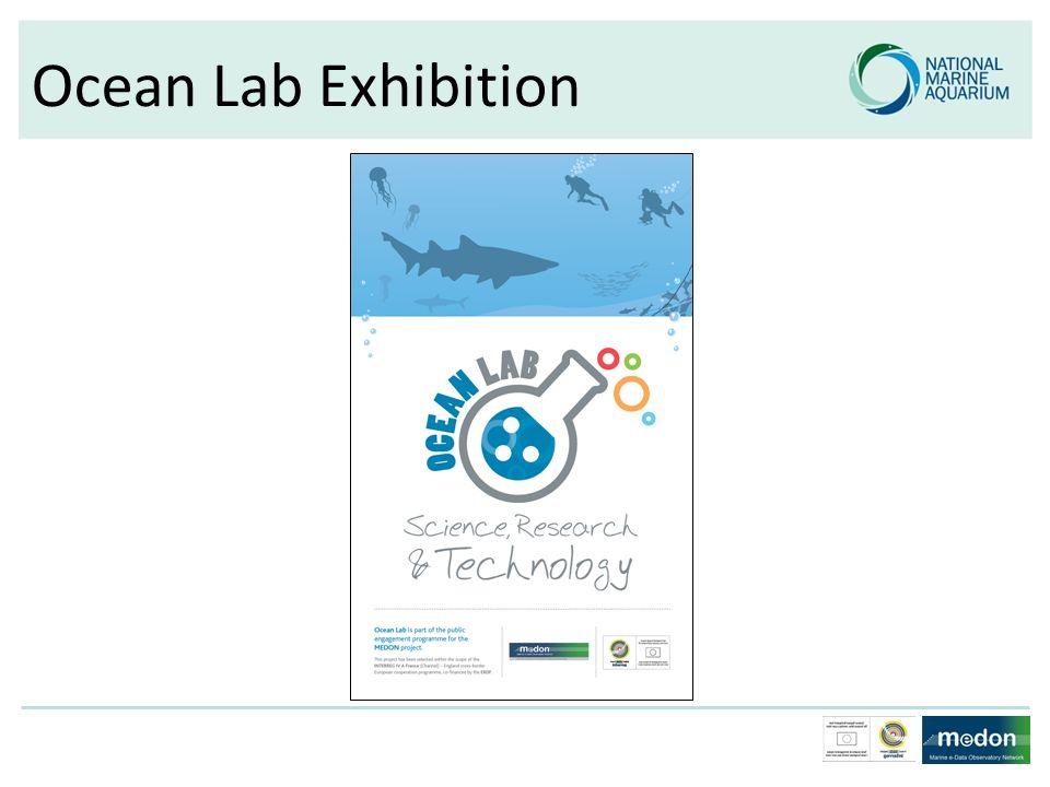 Ocean Lab Exhibition
