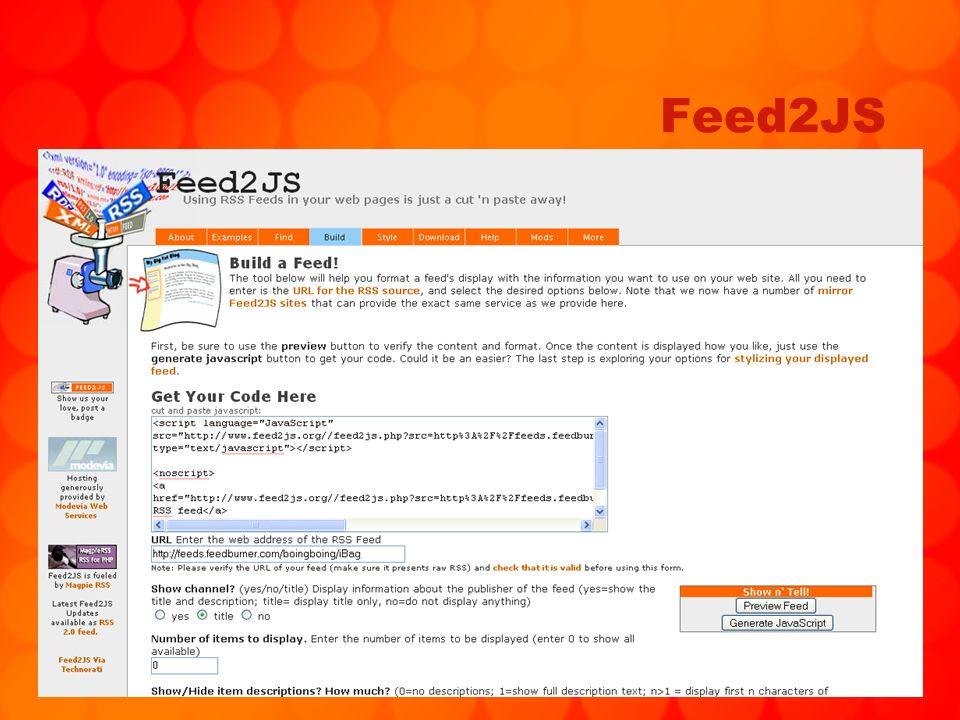 114 Feed2JS