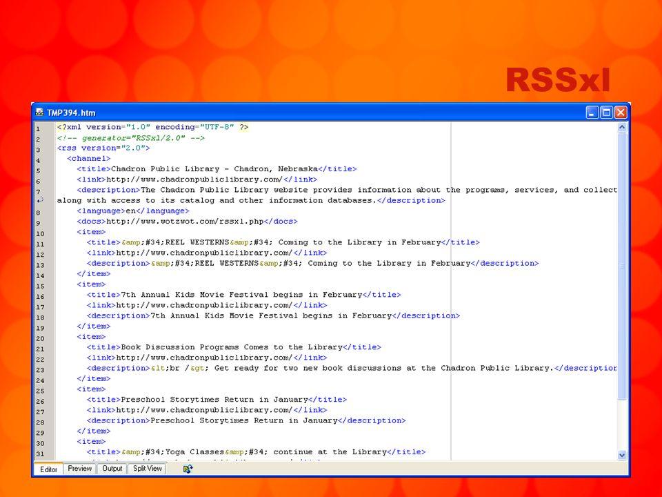65 RSSxl