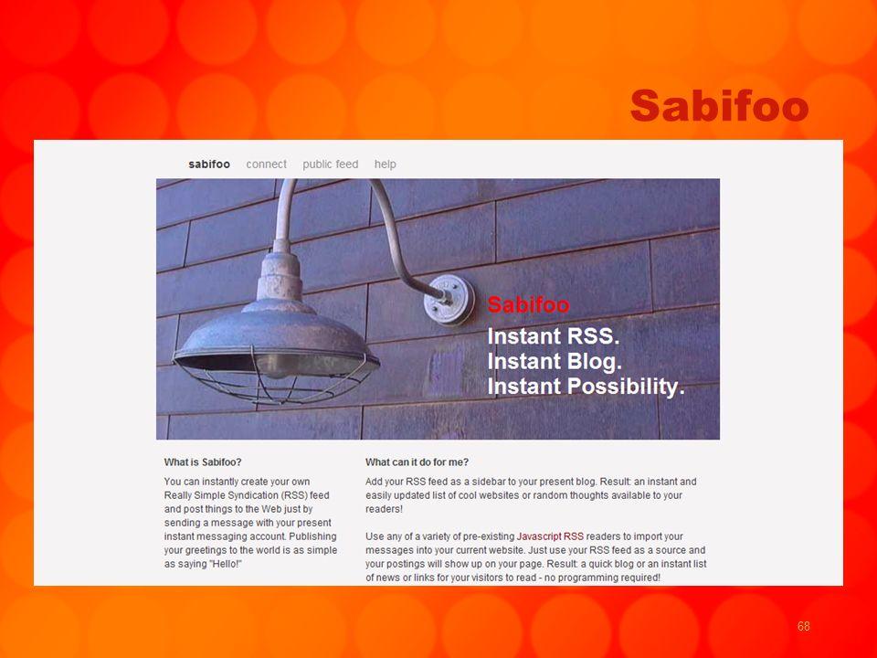 68 Sabifoo
