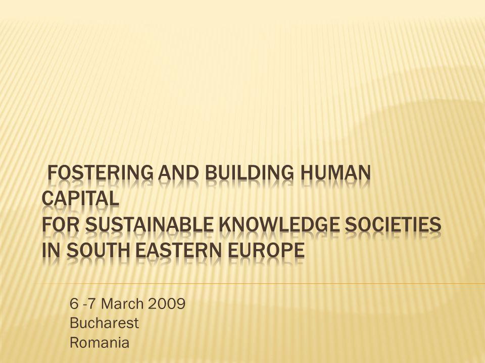 6 -7 March 2009 Bucharest Romania